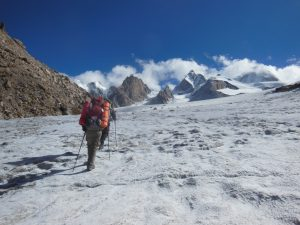 Sara Umga | Trekking Holidays in India